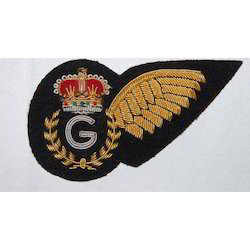 Gunner Half Wing Badges