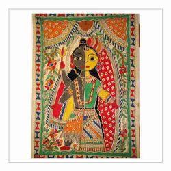 Shiva Parvati Paintings