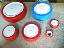 PU Caster Wheels