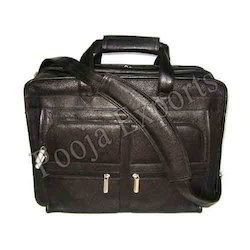 Leather Portfolio Bag ( Product Code: RBS13)