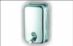 S.Steel Soap Dispenser