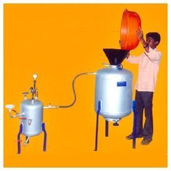 Cashew Nut Boiler (Capacity 40 to 500 kg)