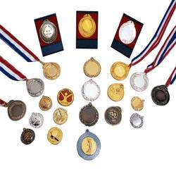 Medals & Badges
