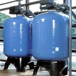 Industrial Softener Plant