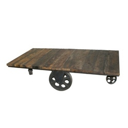 Industrial Coffee Table