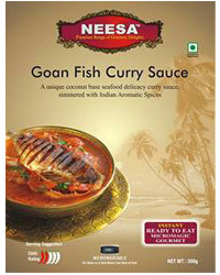 Ready To Eat Goan Fish Curry Sauce