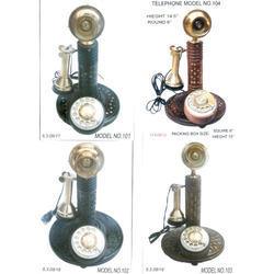 Brass Telephone