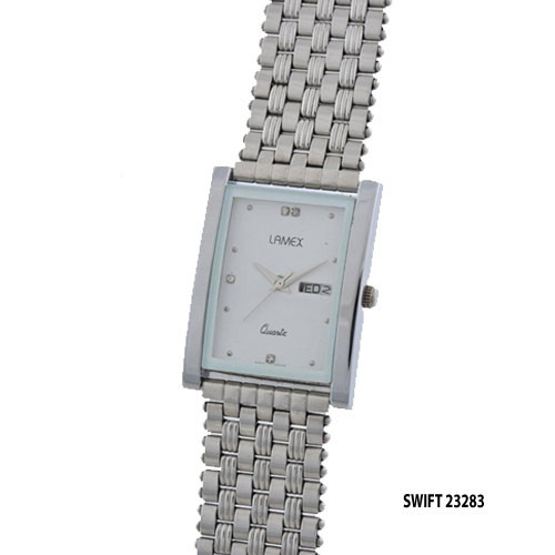 gents silver metal watches men s silver chain watch exporter gents silver metal watches men s silver chain watch exporter from ahmedabad
