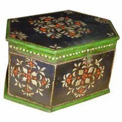 Hexagonal Shape Boxes M-7616