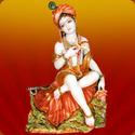 Marble Krishna Sculpture