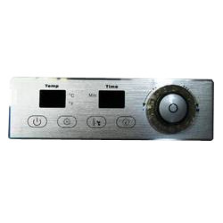 Steam Bath Digital Control Panel Manual
