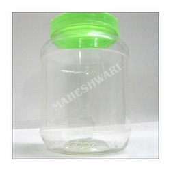 Plastic Confectionery Jars