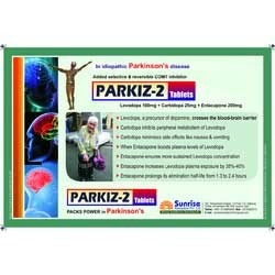 Parkinsonism Treatment Tablets
