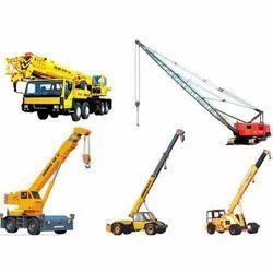 hydraulic crane rental service