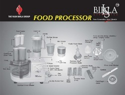 Kitchen Food Processors
