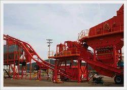 Mobile Asphalt Road Construction Machinery