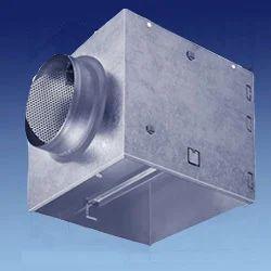 Galvanized Sheet Metal Plenum Box