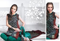 Ethnic Fabric Salwar Suit
