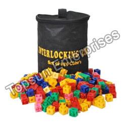 Interlocking Cubes (Set of 625)
