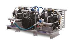 piston booster compressor