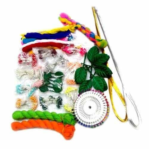 Handicraft Flower Making Material