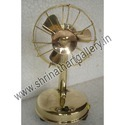 Brass Decorative Fan