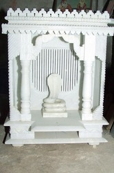 Carved Marble Temples