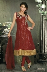 Ladies Party Wear Suits Salwar