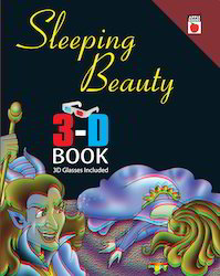 3D Book Sleeping Beauty