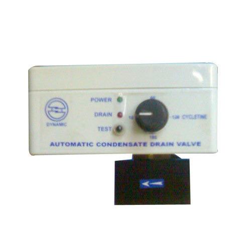 Automatic Condensate Drain Valves