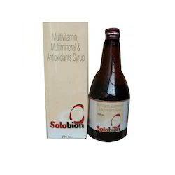 Multivitamin, Multiminerals Syrup