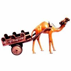 Wooden Camel Cart
