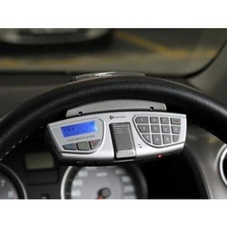 Steering Wheel Bluetooth Mp3 Car Kit