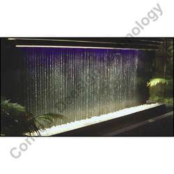 String Water Curtain Fountain