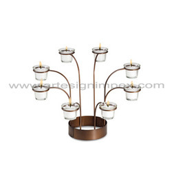 8 Arms Candle Holder