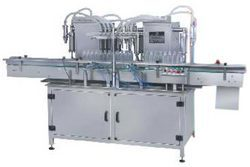 Volumetric Liquid Bottle Filling Machine