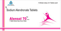 Alensol-D Sodium Alendronate Tablet