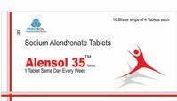 Alensol Sodium Alendronate Tablet
