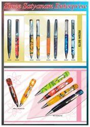 Silver Pen Holder