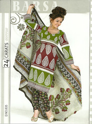 Indian Cotton Salwar Suits