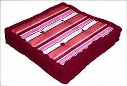 Woven Stripe Box Cushion