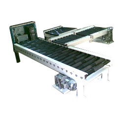 Industrial Powered Roller Conveyors