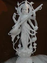 Marble Saraswati Idols
