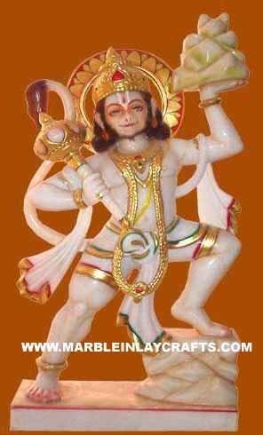 Marble Hanuman Ji