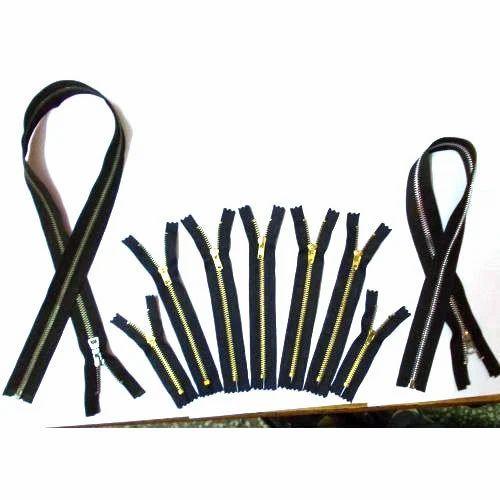 Open Metal Zips