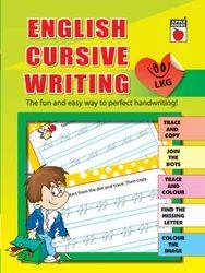 English Cursive Writing Lkg