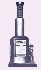 integral type hydraulic jacks capacity 30 50 100 kn