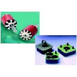 mini tube duct plug square duct plug
