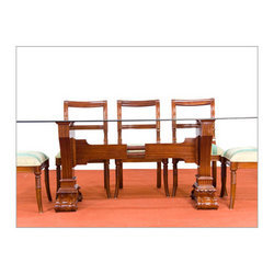 evershine wooden dining set