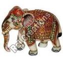 Marble Elephant Idol
